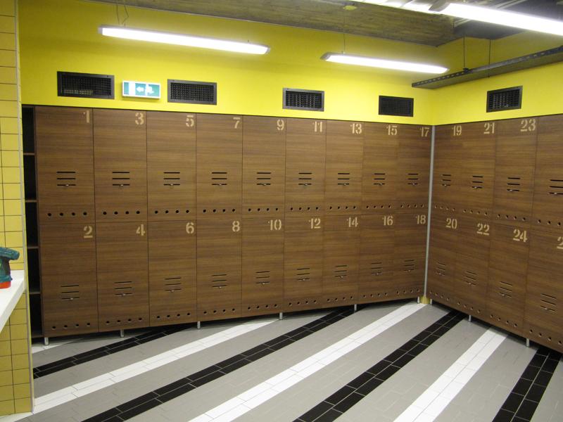 Kemer Spor Salonu Mobilyaları